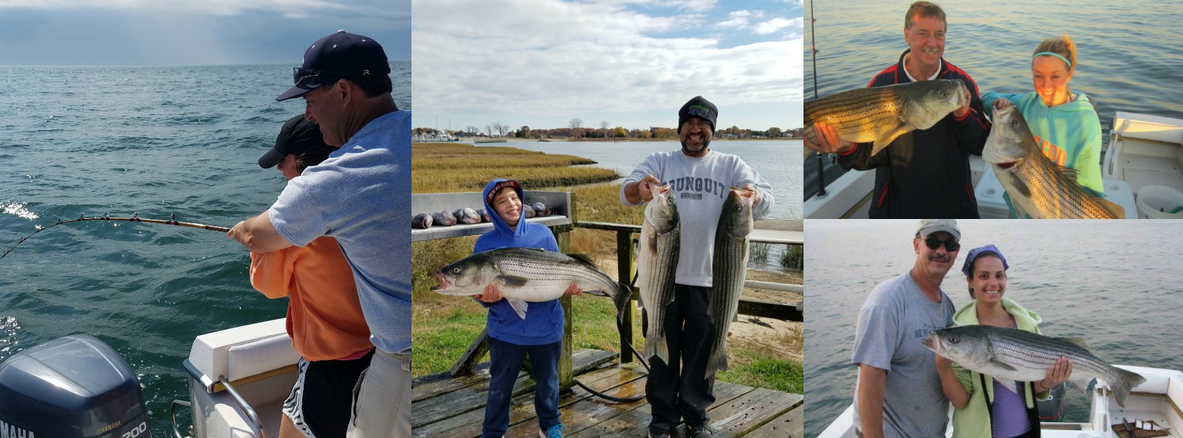 15 off father s day fishing charter trips in clinton ct for Fishing trips in ct
